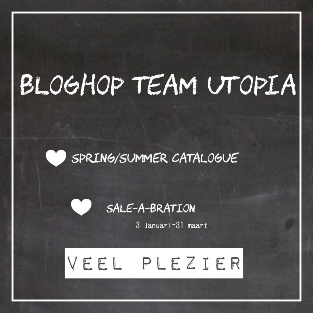Bloghop Team Utopia
